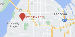 Whalley Law Map